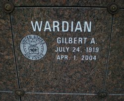 "Gilbert A ""Gil"" Wardian"