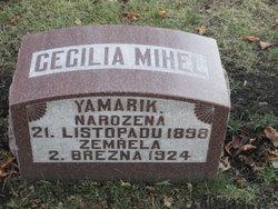 Cecilia <I>Mihel</I> Yamarik