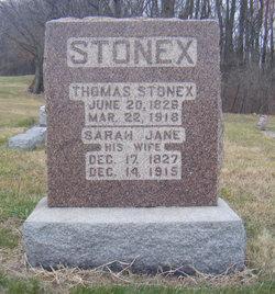 Thomas Stonex