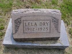 Bertha Lela Dry