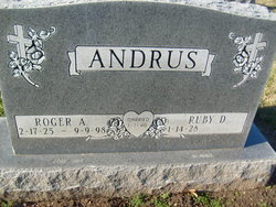 Roger A. Andrus