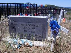 Diego Tony Pacheco, Jr