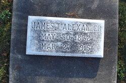 James T Alexander