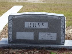 Harvey Russ 1943 1995 Find A Grave Memorial