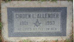 Girden Lane Allender