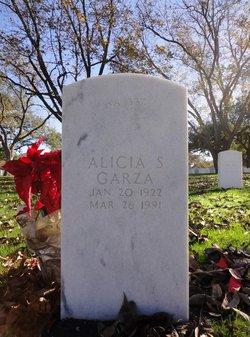 Alicia S Garza