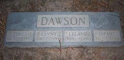 Frances <I>Robinson</I> Dawson