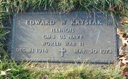 Edward W. Krysiak