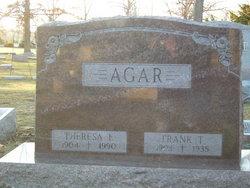 Frank T Agar