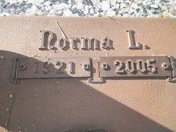Norma Ethel <I>Lewis</I> Kartchner