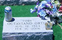 """Octaviano """"Toby"""" Ortiz"""