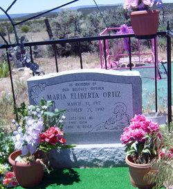 Maria Eliberta <I>Leyba</I> Ortiz