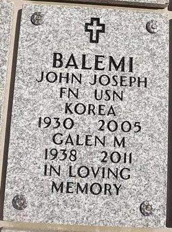Mrs Galen Marie Balemi