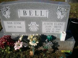 """Judith Elaine """"Judy"""" <I>Smith</I> Bell"""