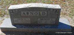 Mildred C Arnold