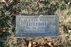 Lucille <I>Ross</I> Littledave