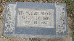 Elvira Carpinteyro
