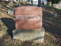 Harriet <I>Tullar</I> Dickinson