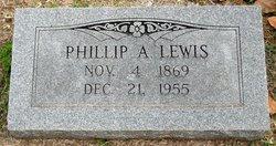 Phillip A Lewis