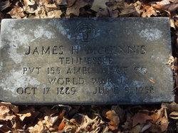 James H McGinnis
