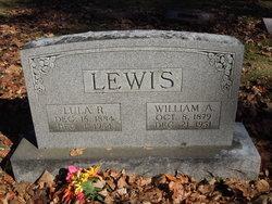William A Lewis