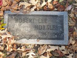 Robert Lee Horsley