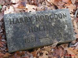 Harry Hodgdon Holton