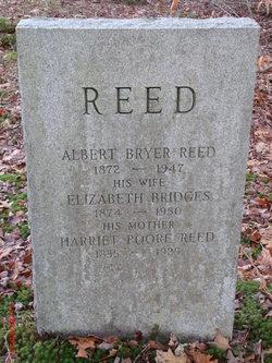 Harriet S. <I>Poore</I> Reed