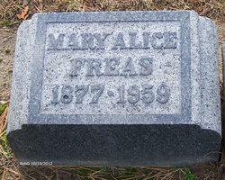 Mary Alice Freas