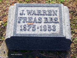 Dr James Warren Freas
