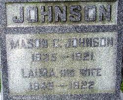 Laura <I>Smith</I> Johnson