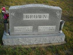 Charlie Everett Brown