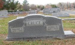 Nora <I>Shamburger</I> Cruce