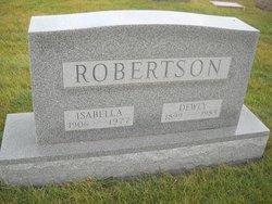 Isabella <I>Anderson</I> Robertson