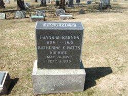 Frank Monroe Barnes