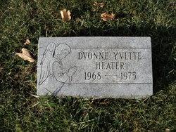 Dvonne Yvette Heater