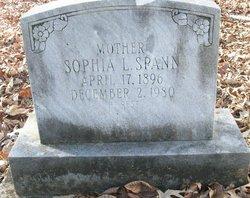Sophia Lewis Spann