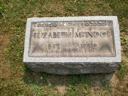 Elizabeth <I>Lauer</I> McIndoe