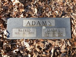 William Fred Adams
