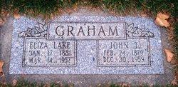 Eliza Ann <I>Lake</I> Graham