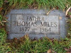 Thomas Miles
