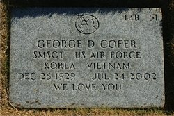 George D Cofer