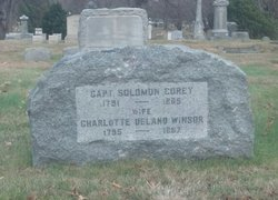 Capt Solomon Corey