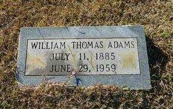 William Thomas Adams