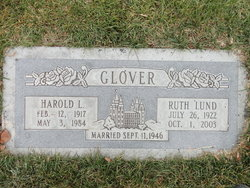 Harold LaVell Glover