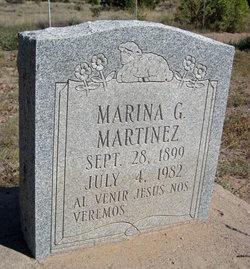 Marina <I>Griego</I> Martinez