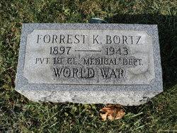 PFC Forrest K. Bortz