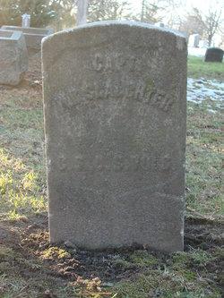 Col William Banks Slaughter