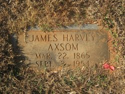 James Harvey Axsom