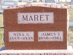 Nina Gertrude <I>Chaney</I> Maret